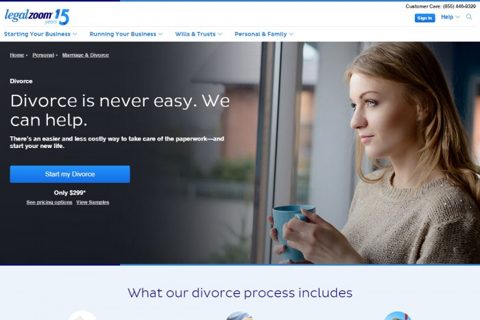 file for divorce online Newark NJ