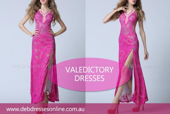 Valedictory Dresses