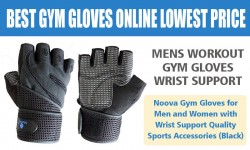 Gym Gloves Online Lowest Price