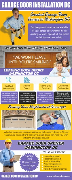 Garage Door Installation Dc
