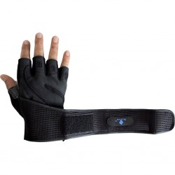 Mens Workout Gloves Wrist Support