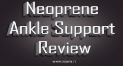Neoprene Ankle Support Review
