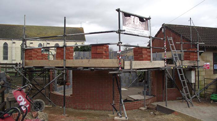Scaffolding Company Gloucester