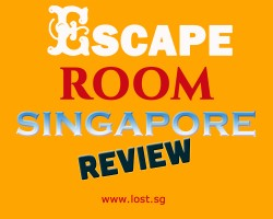 Escape Room Singapore Review