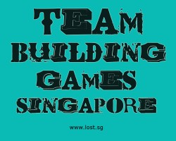 Team Building Games Singapore