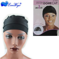 Spandex Dome Cap For Wig Cap Snood Nylon Strech Hairnets Wig Caps For Making Wigs Glueless Hair  ...