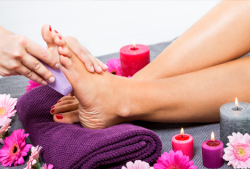 pedicure sherwood park