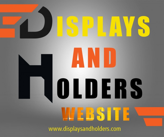 Displays And Holders website