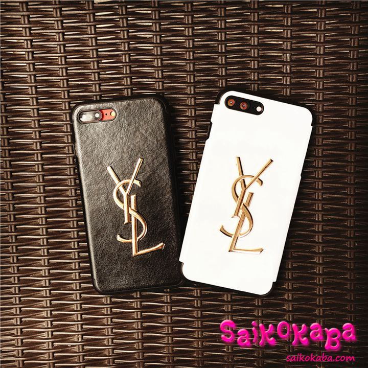 ysl iphone8 7 6 case Simple