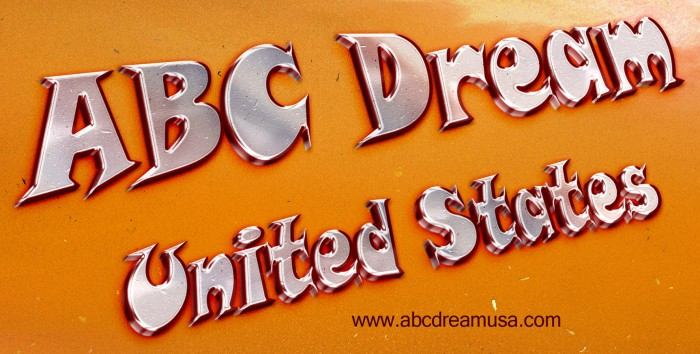 ABC Dream USA