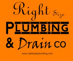 Right Size Plumbing & Drain Co