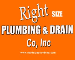 Right Size Plumbing & Drain Co, Inc