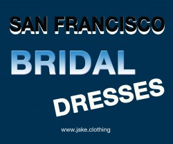 San Francisco Bridal Dresses