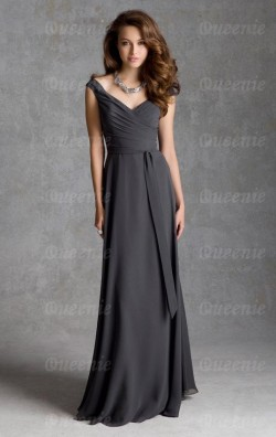 For Girls Grey Bridesmaid Dress BNNAJ0047 Tailor Made Special Price: £79.99 / Listing Price: £163.00