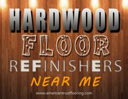 Hardwood Floor Refinishers Near Me