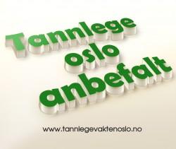 Tannlege Oslo Anbefalt