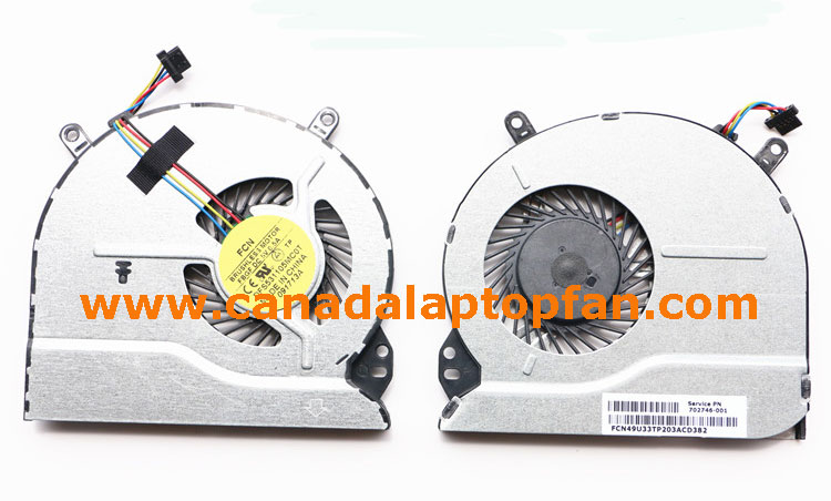 HP Pavilion 15-B055CA Laptop CPU Fan [HP Pavilion 15-B055CA Laptop] – CAD$25.99 :