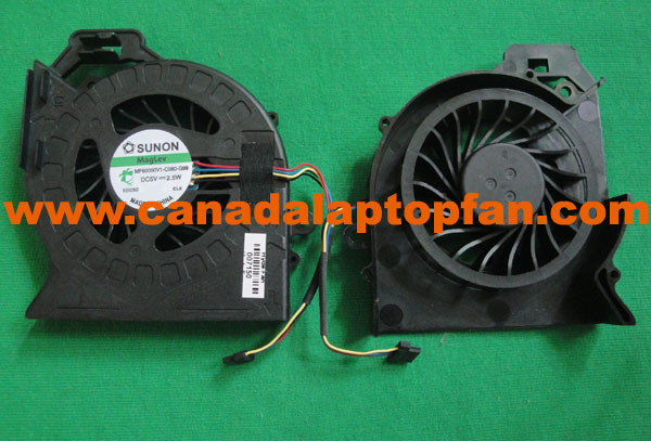 HP Pavilion DV6-6B75CA Laptop CPU Fan [HP Pavilion DV6-6B75CA Fan] – CAD$25.06 :