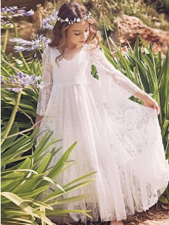 Kids Dresses, Cheap Flower Girl Dresses Canada Online – MissyDress