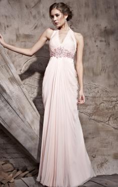 Pink Bridesmaid Dresses UK