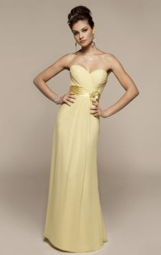 Gold Bridesmaid Dresses UK