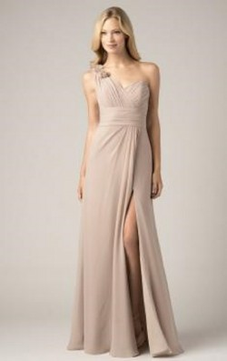 White Bridesmaid Dresses UK
