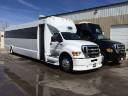 affordable party bus rentals Denver