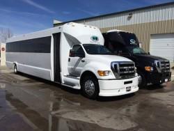 affordable party bus rentals Denver