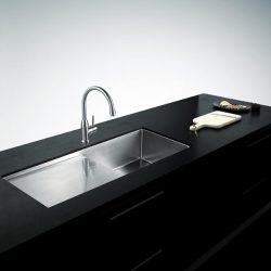 Stainless Steel Kitchen Sink with Drainboard – Handmadesink