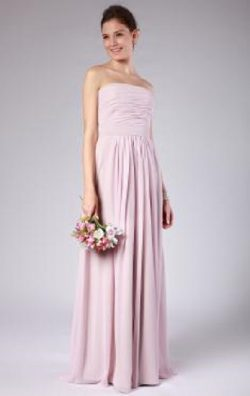 Pink Bridesmaid Dresses UK