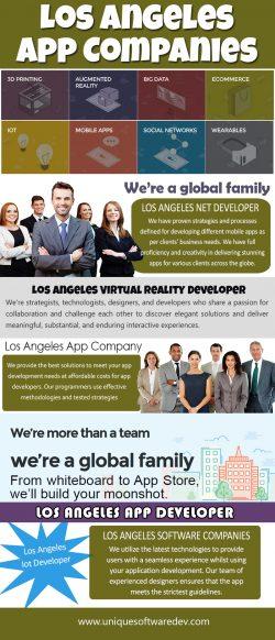 Los Angeles Virtual Reality Developer