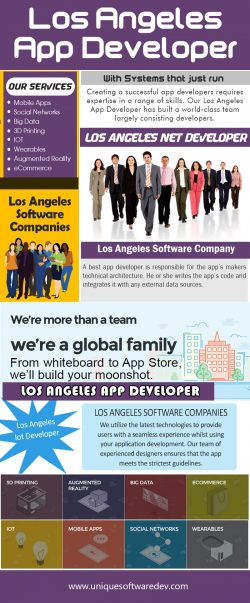 Los Angeles Software Companies