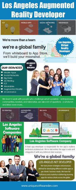 Los Angeles Software Development Companies