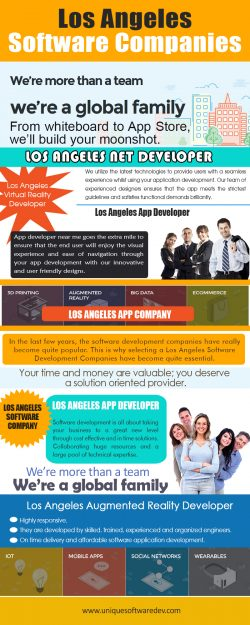 Los Angeles Augmented Reality Developer