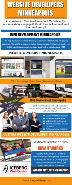 Custom Website Developer Minneapolis
