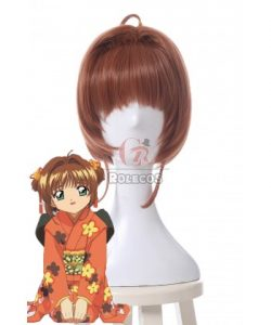 Buy Cardcaptor Sakura Sakura Kinomoto Cosplay Wigs – RoleCosplay.com