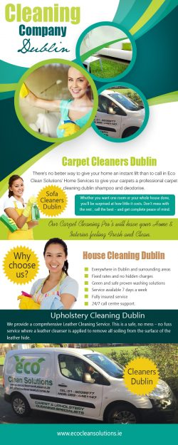 Carpet Cleaning Dublin Prices