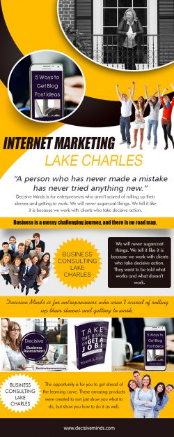 Business Consulting Lake Charles