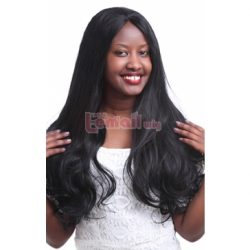 Long Synthetic Wave Black Lace Front Wig LC31 – L-email Cosplay Wig