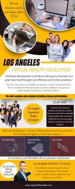 Los Angeles Virtual Reality Developer