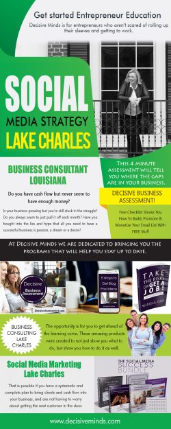 Business Consultant Lake Charles
