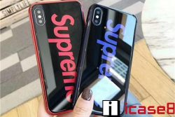 case iphone x supreme