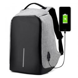 Anti Theft Backpack Design