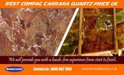 Best Compac Carrara Quartz Price UK