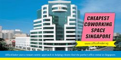 Cheapest Coworking Space Singapore