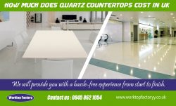 How Much Does Quartz Countertops Cost in UK