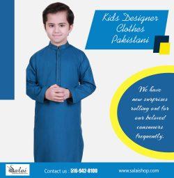 Kids Designer Clothes Pakistani