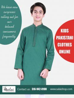 Kids Pakistani Clothes Online