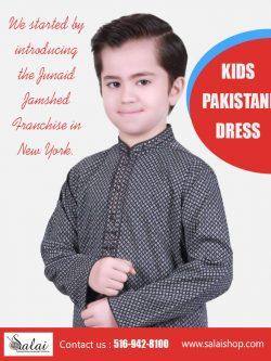 Kids Pakistani Dress