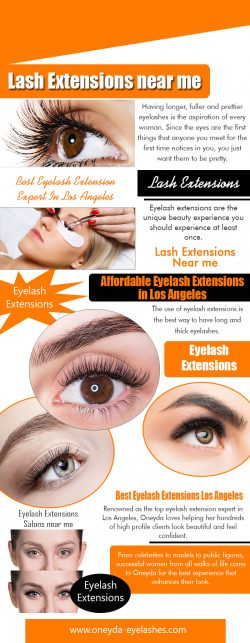 Lash Extensions Near me